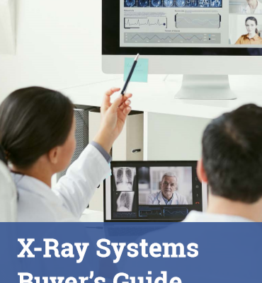 2021 Buyer's Guide for X-Ray Medical Imaging Equipment